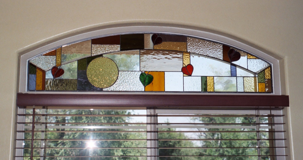 Stained Glass Denver Geometric Stained Glass Patterns Colorado