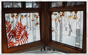 Nature Inspired Windows